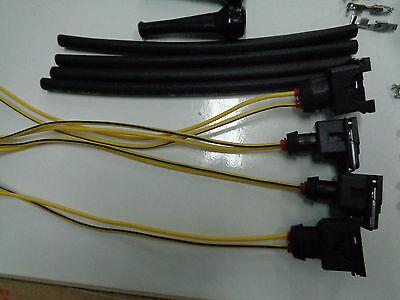 PORSCHE 944 TURBO 951 Turbo Engine Dme Engine Harness Connectors New Bosch  Kit