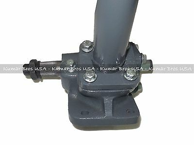 New Kubota Tractor Steering Box Assembly L175 L185 L245 L225 With Pitman Arm 8