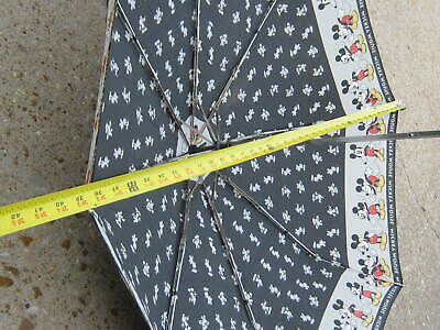 The Disney Store Parasol Mickey Mouse Umbrella 8