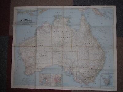Old World Maps x 6 Originals not reproductions all from 1942 to 1948