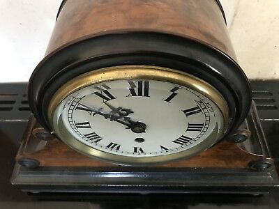 Drum Head Victorian Fuse Clock 3
