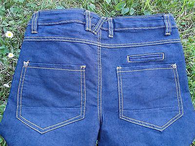 Pantalon Jean Garcon Ado Marque Npo Junior Com Neuf 14 Ans  Vetement Bleu Fonce 4