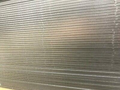 """3/8"""" .375"""" Hot Rolled Steel Sheet Plate 5""""X 6"""" Flat Bar A36 3"""