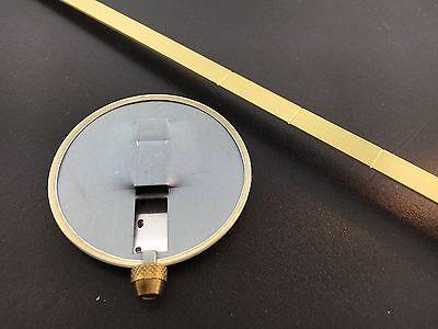 "Takane Clock Pendulum Quartz Adjustable  2 1/8"" Diameter Bob with Double Hook 2"