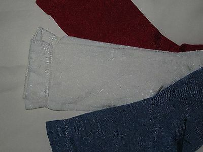 Mothercare 3 Pairs Girls Ankle Socks,  Size 12,5-3,5 2