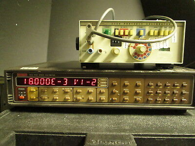 Keithley 194A Dual Channel Voltmeter RMS AVG Math 32K buffer High speed 7