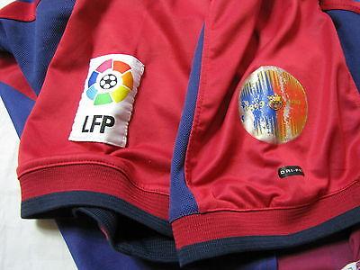fb25c950313 ... Frank de BOER  3 Barca 2000-2001 NIKE FC Barcelona HOME shirt jersey men
