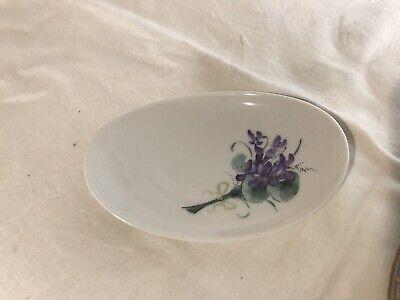 Wunsiedel Bavaria Small Pin Dish, And Rosenthal , Germany Small Dish 2