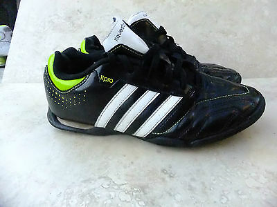 best sneakers e9d36 1382e ... france 3 of 10 adidas 11pro questra astro turf football boots size 5 38  a6450 c6909
