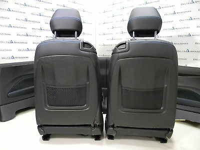 Bmw M F87 M2 Lederausstattung Sportsitze Sitze Seats Leder Dakota