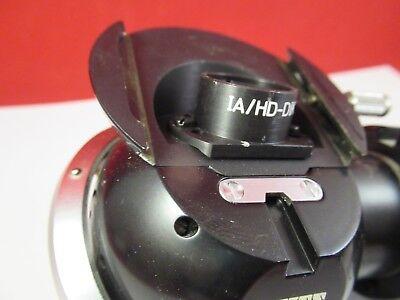 Zeiss Pol 466220 Tourelle Assemblage Microscope Pièce comme sur Photo # 7