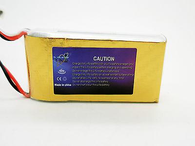 Bateria Lipo RC de 7.4V 1500mAh 2S 25C JST LI-PO Coche Avion y Helicoptero 2694 2