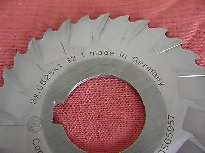 "Controx 1-1//2/"" Diam 80 Tooth Slitting /& Slotting Saw 241147"