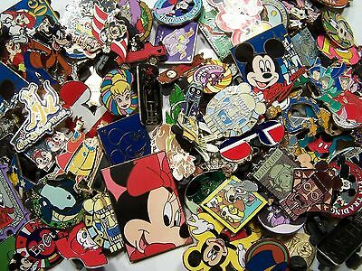 Disney Pin 300 Pins Mixed Lot Fastest Shipper To Usa 100+ Different Pin  Bargain 3