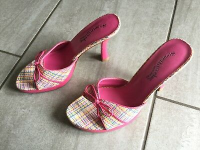 4f6cfee60528 4 4 sur 7 Somethin else from Skechers Ladies Heeled Mule Shoes Size 3.5. Great  Condition. 5