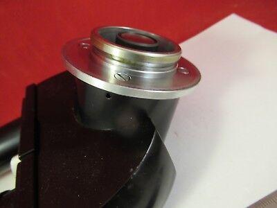 Leitz Wetzlar Allemagne Jumelles Tête Optiques Microscope Pièce comme sur Photo 6