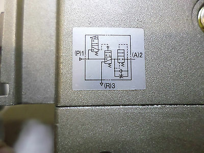 """SMC PNUEMATICS -- SOFT START VALVE --  AV4000-04-5DZ -- 24DC coil - 1/2"""" Ports"""