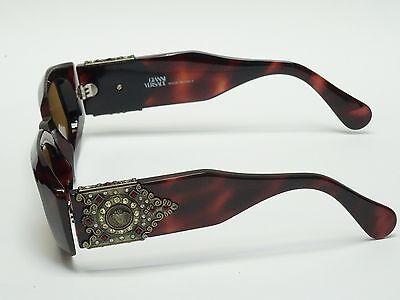 457085d8742 ... Rare Vintage Gianni Versace Sunglasses Mod 414 h Col 90A + Case 3