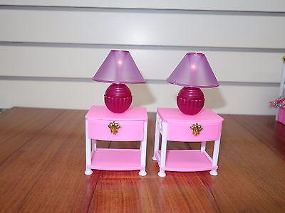 99001 My Fancy Life Bedroom , Gloria, Barbie Size doll furniture 3