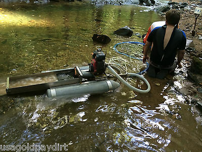 100% Unsearched Gold Panning Paydirt with Guaranteed Added Gold! Panning Alaska 4
