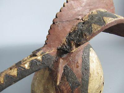 Tribal African Burkina Faso Mossi Mask Maske Aufsatzmaske Holz Wood 5