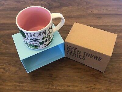 Starbucks Florida 14 Ounce Been There Collection (BTC) Mug. NWT 4