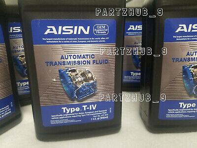 8 QUART AUTOMATIC Transmission Fluid Volvo C70 V50 V70 JWS3309 Aisin 1161540