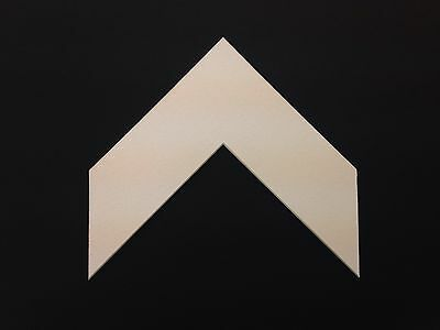 16 X 12 Inch White Mounts to fit A4 Photo & Picture  5 PACK 2