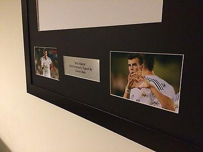 Frame For Any Signed Football Shirt & any 2 photos 5