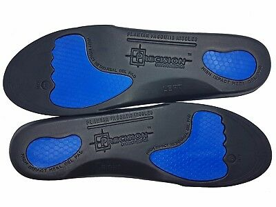 Orthotic Insoles for Arch Support Plantar Fasciitis Flat Feet Back Heel Pain 6