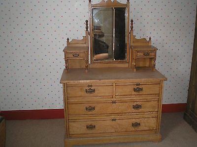 antique, vintage retro bedroom suite 5
