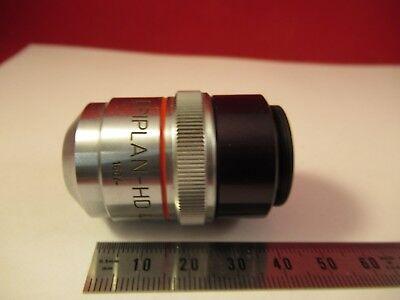 Zeiss Pol Objectif Epiplan HD 4 X / 160 Microscope Pièce comme sur Photo # 6