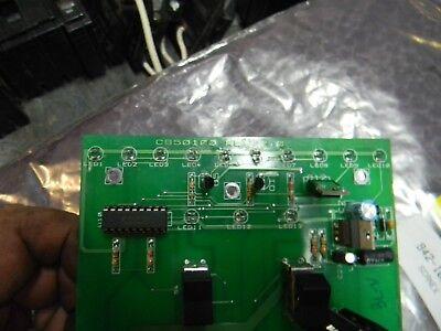 New  Control Card/pcb Cb50-100 Rev. 2.0