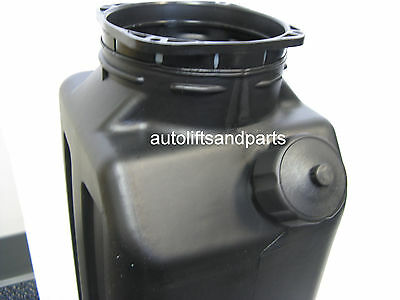 SPX Stone//Fenner,4 Gal Plastic Reservoir,Tank,Auto Hoist,Lift,5141-AC,5141AC