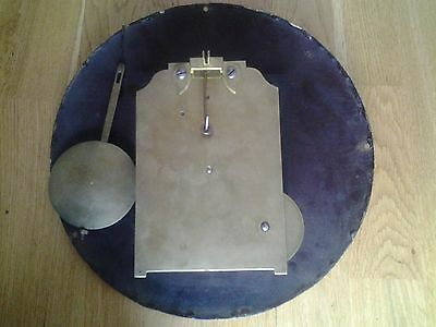 """12 """" convex dial drum cased fusee Thomas blundell liverpool 5"""