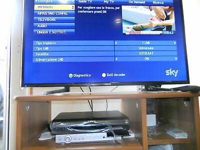 Decoder My Sky Hd Pace Dps5002Ns Combo Con Digitale.terrestre Perfetto 3