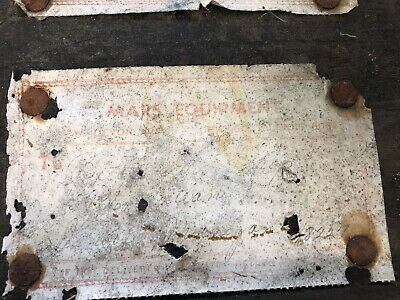 Vintage Antique Mars Equipment USA Wooden Box E.F.S. INC New York US MFG 8