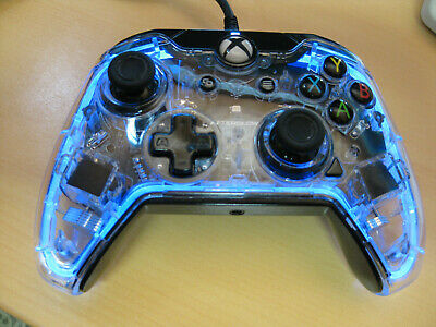 MICROSOFT XBOX ONE / WINDOWS AFTERGLOW PDP Prismatic Wired Controller OVP B-WARE 9