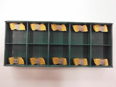 10pc ToolFlo FLTK 3R AC3R Top Notch Coated Carbide Threading Inserts NTK 3R