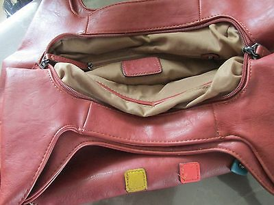 1 Main Femme 1 Sac 11Seulement A disponible Rouge sur Ixoo FqYwg