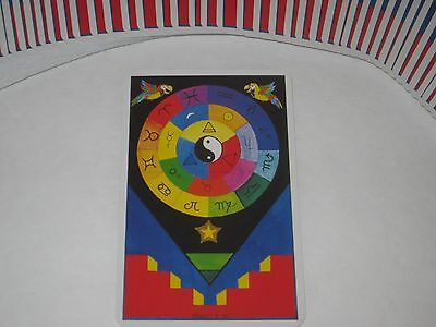 Tarot Cards Parrott Deck - Vintage Fortune Telling Magic Trick Read Future, Mind