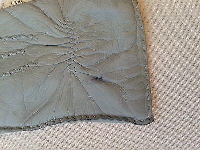 Guanti Donna in pelle col. carta da zucchero tg 6 Gloves Originali Lusso 11