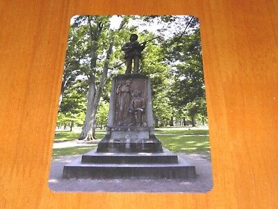 Silent Sam, Confederate Statue, University of North Carolina, Soldier - Postcard 3