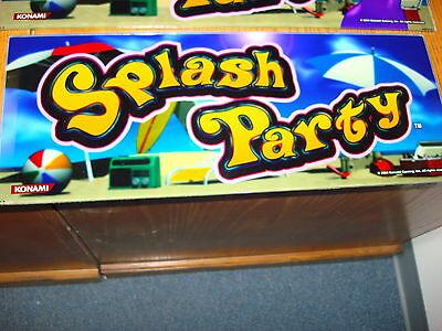 Splash Party  Casino Slot Glass Set Of 2   Pool Party , Man Caveglass