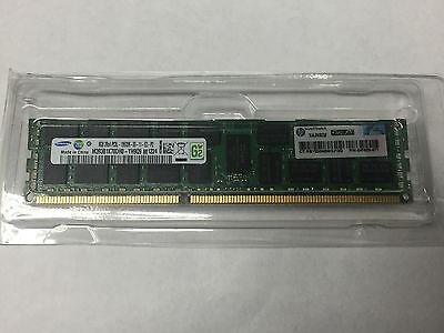 Dual Rank PC3L-10600 Memory Kit 647650-071 1x8GB Pulled * 647897-B21 HP 8GB
