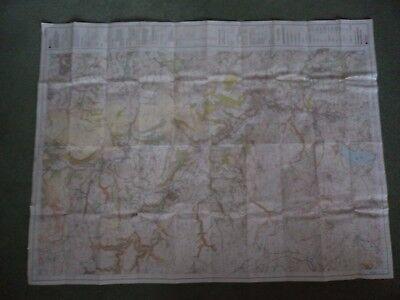Ordnance Survey map Outdoor Leisure Peak District 2007 Matlock Buxton Bakewell 5