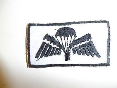 B9509 RVN Vietnam Master Paratrooper Jump Airborne Woven die cut Wing IR10T
