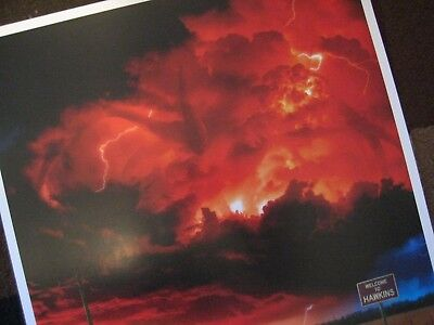 """Stranger Things (11"""" x 17"""")  Collector's Poster Prints  ( Set of 3 ) 7"""