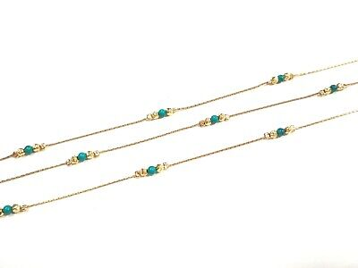 18 Inch 14 Kt Gold-filled 1.2mm Ball Chain 14//20 CGF102-18