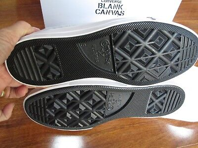 Converse New York CTAS 70 Hi Blank Canvas Shoes Men 5 Womens 7 Blue 156298C $200   eBay